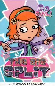 The Big Split (cover)