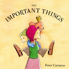 The Important Things (cover)