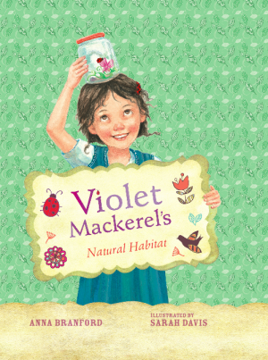 Violet Mackerel's Natural Habitat (cover)