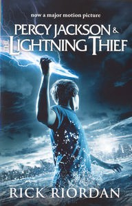Percy Jackson & the Lightning Thief (cover)