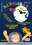 Alphabet Soup issue 16 (cover)
