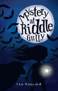 Mystery at Riddle Gully cover