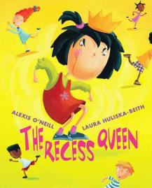 The recess Queen (cover)