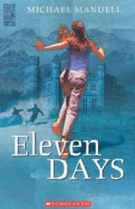 eleven days (cover)