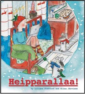 Heipparallaa! (cover)
