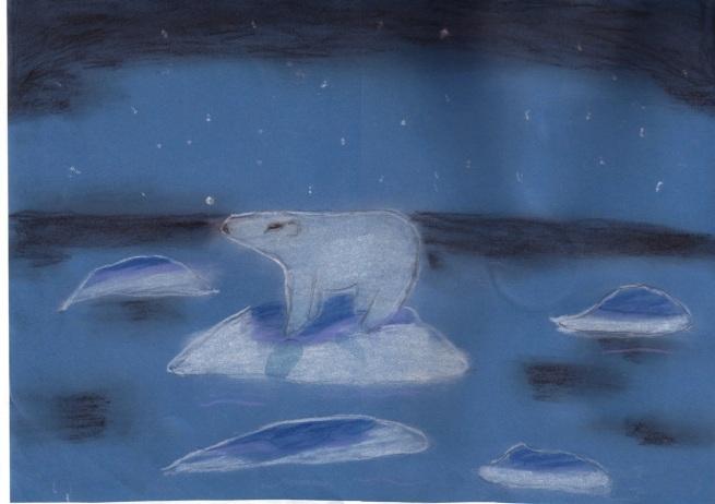 Polar Bear by Daniel Hayes