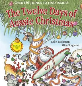 Twelve Days of Aussie Christmas (cover)