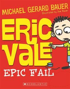 Eric Vale Epic Fail (cover)