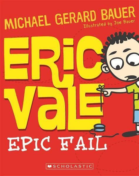 Eric Vale Epic Fail (cover)