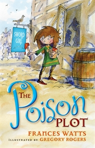 The poison plot (cover)