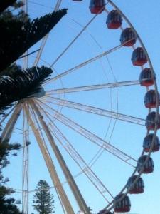 Ferris Wheel © 2013 Rebecca Newman