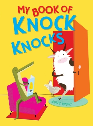 My book of knock knocks (cover)