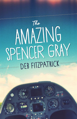 The Amazing Spencer Gray (cover)