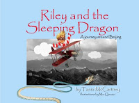 riley and the sleeping dragon (cover)