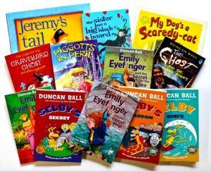 Duncan's books