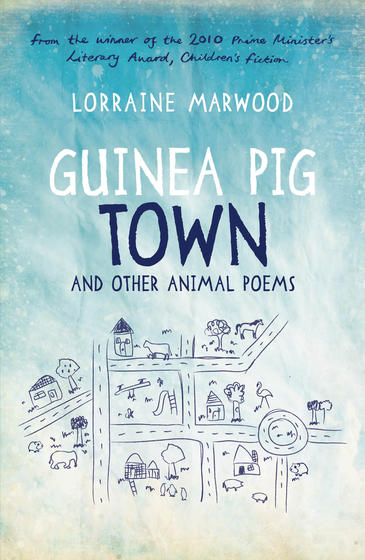 Guinea pig town