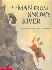 the man from snowy river illustrated by freya blackwood