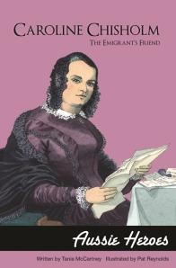 Caroline Chisholm - book cover