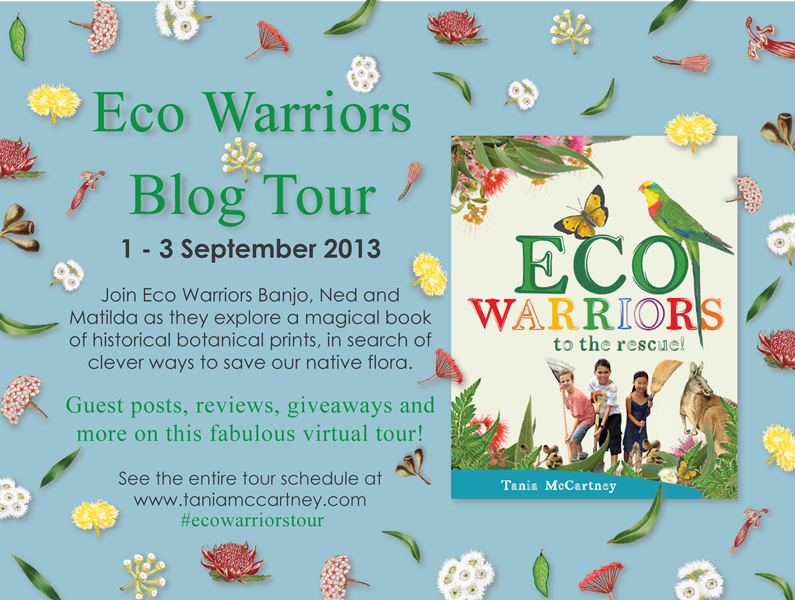 Eco Warriors Blog Tour