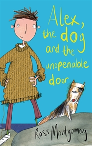 Alex, the dog and the unopenable door (cover)