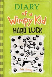 Céití recommends DIARY OF A WIMPY KID: HARD LUCK by Jeff Kinney.