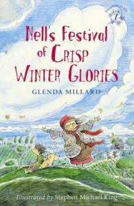Céití recommends NELL'S FESTIVAL OF CRISP WINTER GLORIES by Glenda Millard, ill. Stephen Michael King.