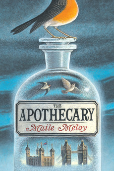 The apothecary (cover)