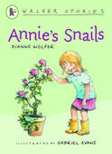 Annie's snails by Dianne Wolfer.