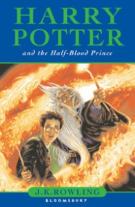 Céití recommends HARRY POTTER AND THE HALF-BLOOD PRINCE by JK Rowling