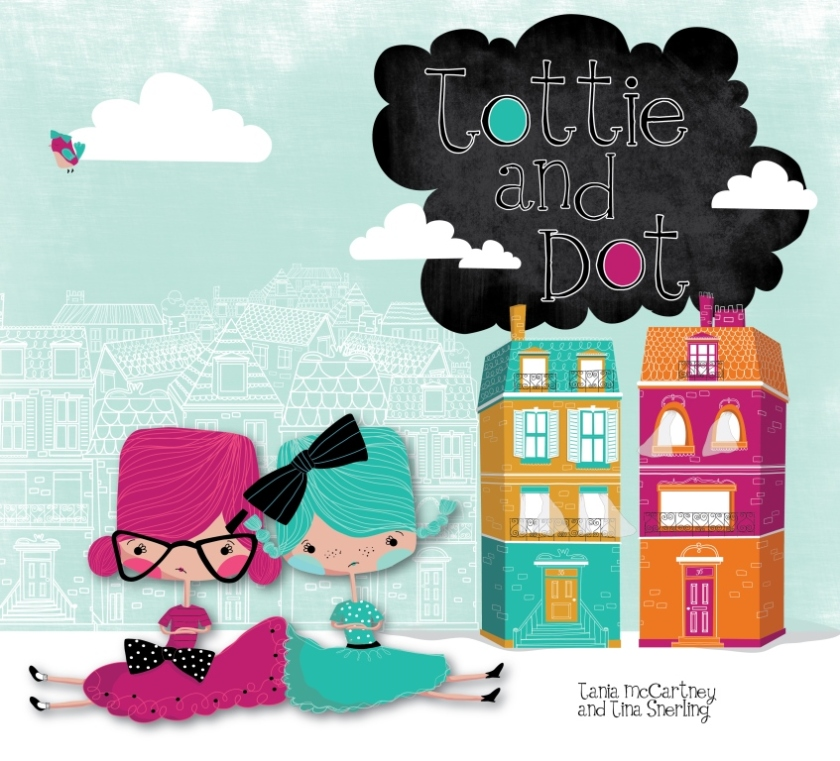 Alternative Cover for Tottie and Dot