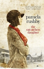 Céití recommends THE RATCATCHER'S DAUGHTER by Pamela Rushby