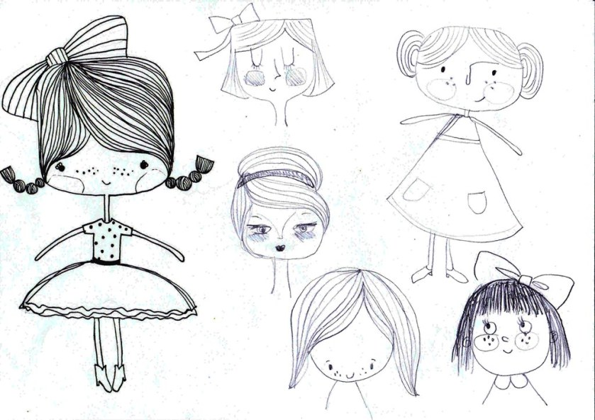 Tina snerling sketches 2