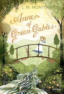 Céití recommends ANNE OF GREEN GABLES by LM Montgomery
