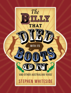 The Billy that died with its boots on (cover)