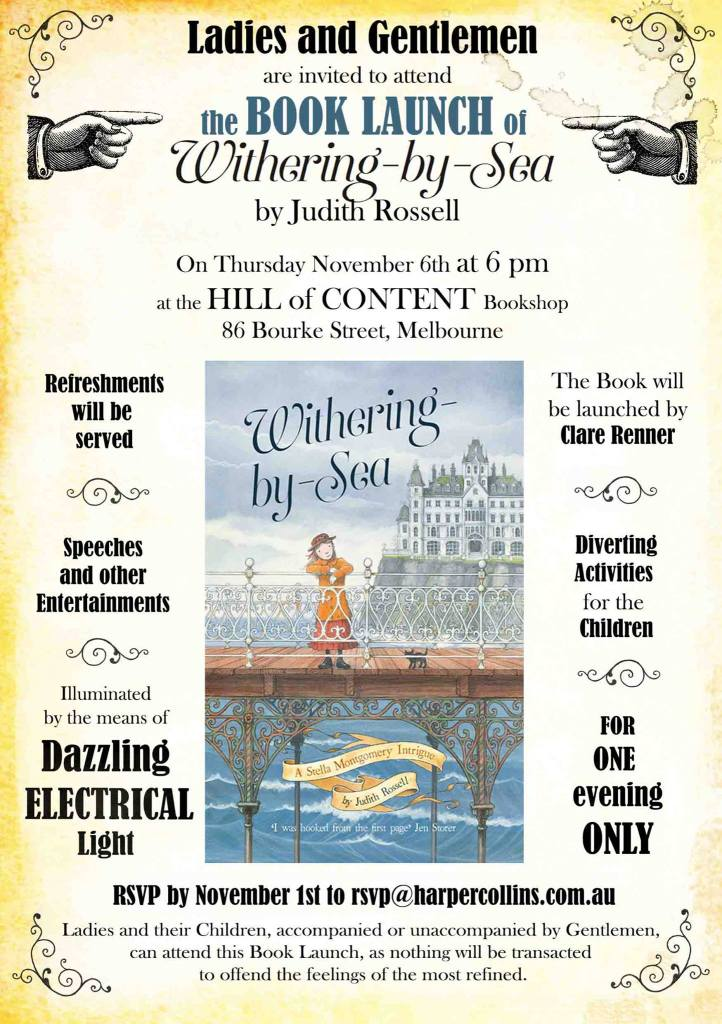 withering by sea launch flyer