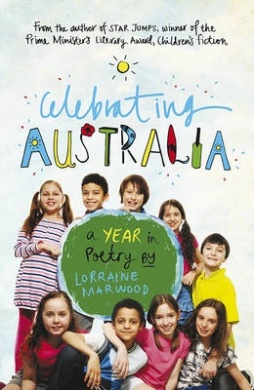 celebrating australia: a year in poetry (cover)