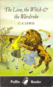 Matilda recommends THE LION, THE WITCH AND THE WARDROBE by CS Lewis.