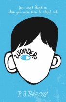recommends WONDER by RJ Palacio.