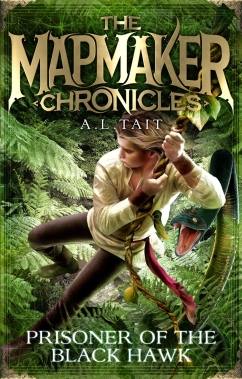 Prisoner of the Black Hawk (Book 2 of the Mapmaker Chronicles)