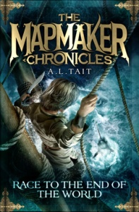 Race to the End of the World (Book 1 of The Mapmaker Chronicles)