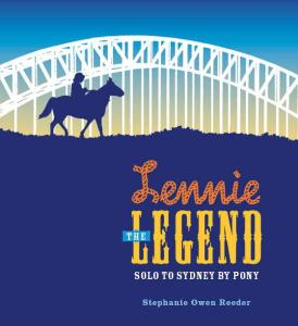 Lennie the Legend (cover)