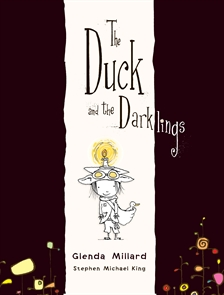 The Duck and the Darklings (cover)