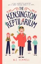 Tess recommends THE KENSINGTON REPTILARIUM by NJ Gemmell.