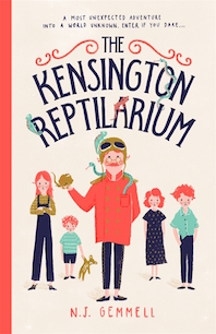Tess recommends THE KENSINGTON REPTILARIUM by NJ Gemmell.