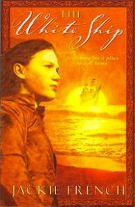 The White Ship (cover)