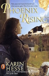 Joseph recommends PHOENIX RISING by Karen Hesse.