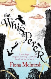 Tess recommends THE WHISPERER by Fiona McIntosh.