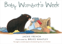 Baby wombats week (cover)