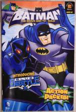 Lewis recommends BATMAN THE BRAVE AND THE BOLD magazine (issue 2)