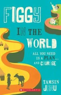 FIGGY IN THE WORLD by Tamsin Janu.